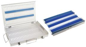 Microsurgical Instrument Tray 20-25 Instruments - E7415